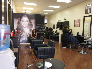 Nepalese cosmetologist Nilufa Chaudhary opened her second Silicon Valley salon for the Indian customer this year.