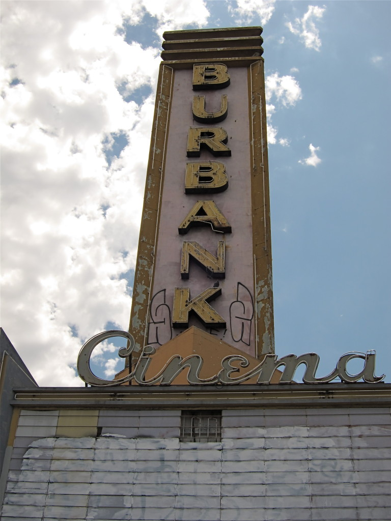 The owner of the Burbank Theater says he wants to sell the property after 13 years.