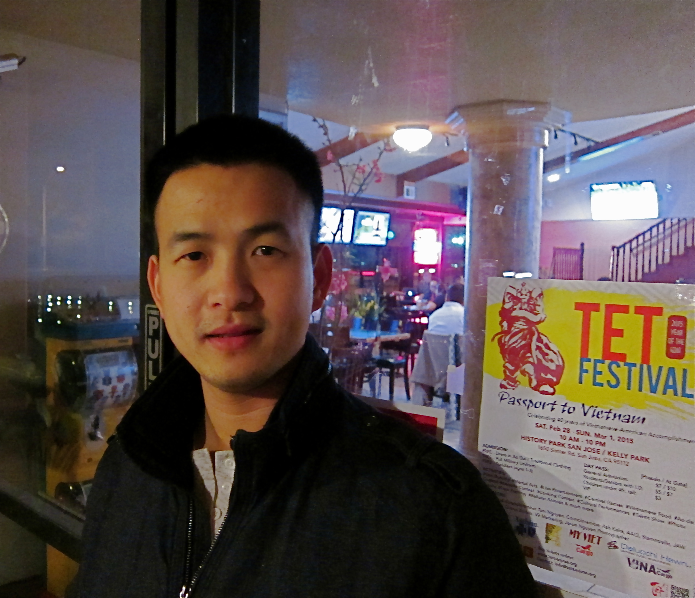 Chair Mai Has A Dream: San Jose Vietnamese Tet Festival 2015