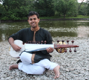 The richness and attraction of IndianRaga's music grew after a three-hour session in 2014 that included Indian classical musicians and Western musicians, said Souryadeep Bhattacharyya, a sarod player who has participated in three IndianRaga fellowships.