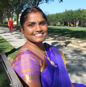 NCS Ravali, who moved to Silicon Valley a year ago, grew up studying Carnatic Indian classical music. A fellowship with IndianRaga this summer in Chicago reframed her understanding of audience and exploded former boundaries of her music.