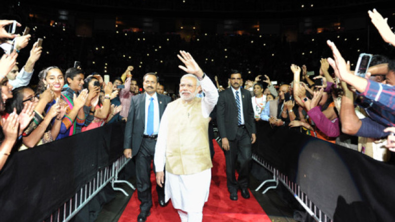 Modi Speaks in San Jose: The Indian Prime Minister in His Own Words