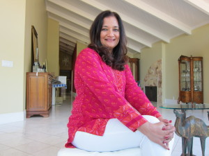 Vinita Sud Belani spent 20 years working in the technology industy before founding EnActe Arts theater company in 2012.