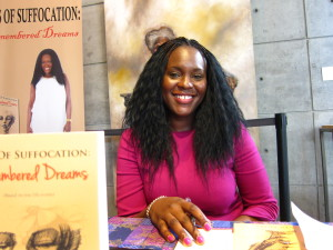 "Nigerian-American author Uzo Amaka wrote ""Ages of Separation: Remembered Dreams"" about her early childhood in the African country at the hands of her abusive stepmother. The book, which took two years to write, helped her move past her experiences and to understand that her identity was larger than that."